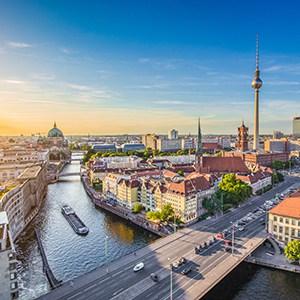 Berlin – faszinierende Weltmetropole