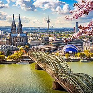 Köln – Dom- und Kulturstadt am Rhein