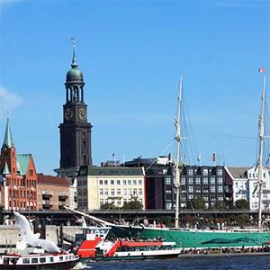 Nordsee – Cuxland, Hamburg und Watt