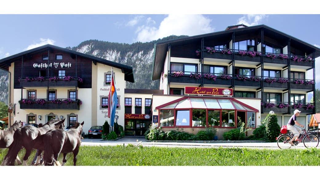 Hotel Zur Post Wilder Kaiser