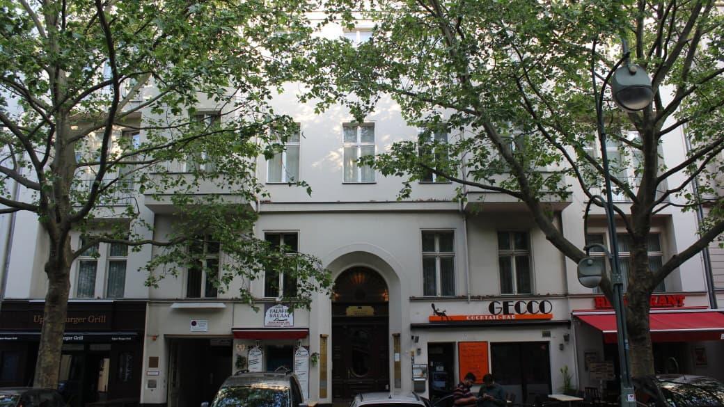 Hotel In Der Uhlandstrasse Berlin Nummer