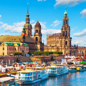 Dresden – Elbflorenz, Prag, Weimar
