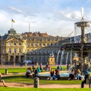 Stuttgart – die Autometropole