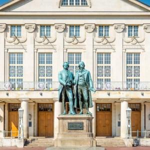 Weimar – Leipzig, Buchenwald, Wartburg